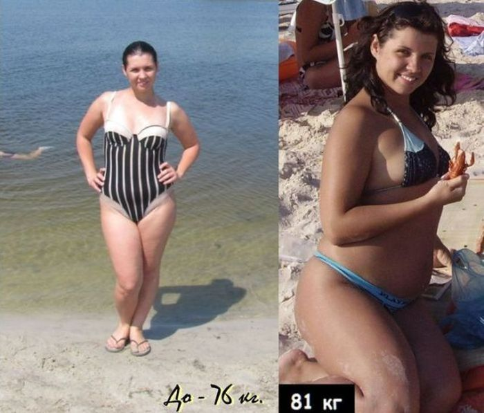 How One Russian Girl Has Changed (28 pics)