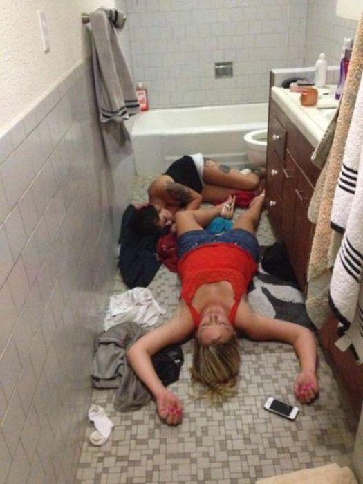 Drunk People. Part 8 (48 pics)