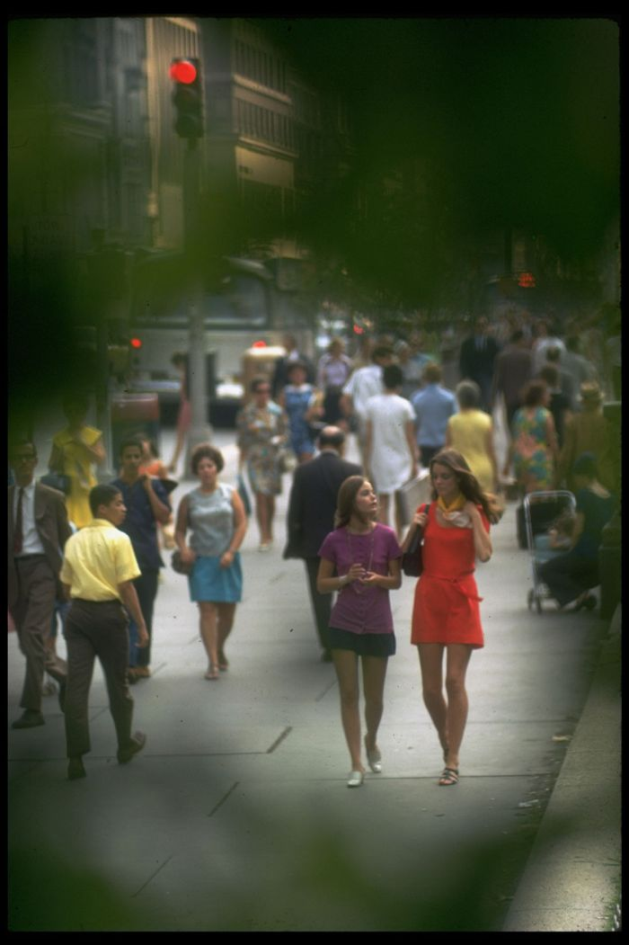 New York City In The Summer Of '69 (31 pics)