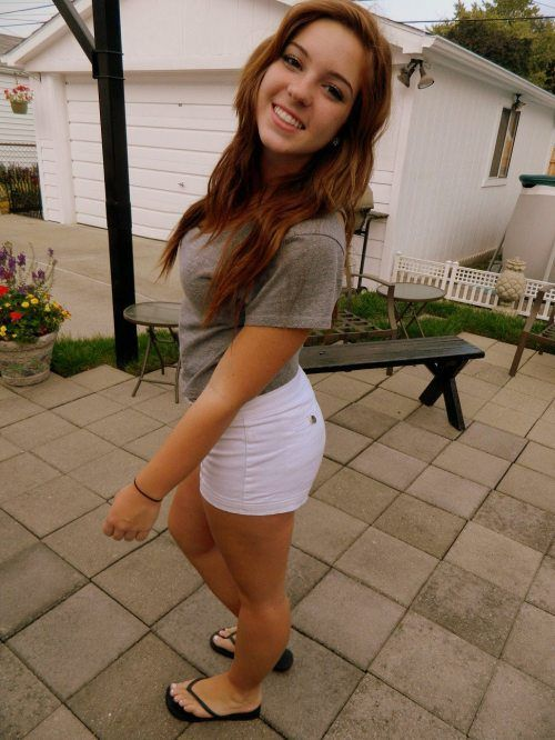 Girls in Shorts (36 pics)