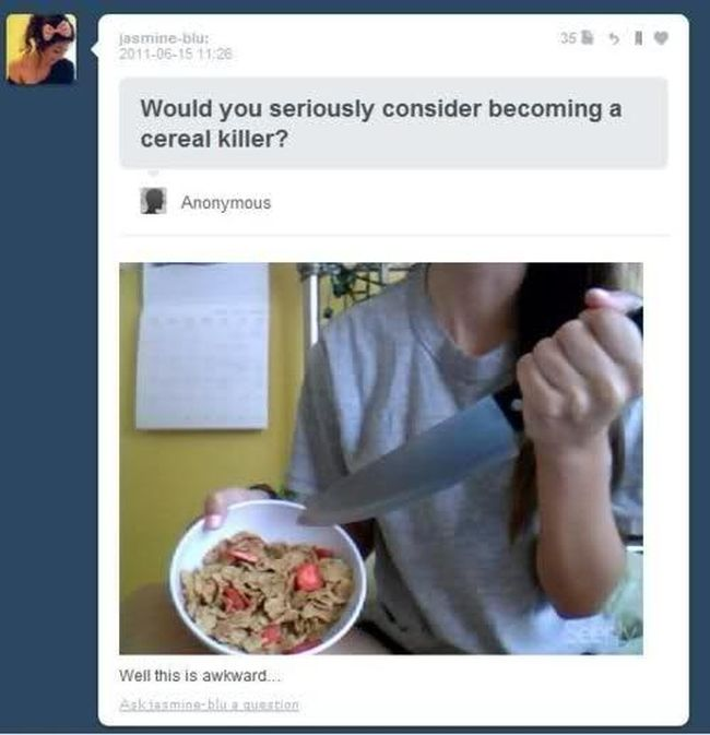 Smart Tumblr Responses (27 pics)