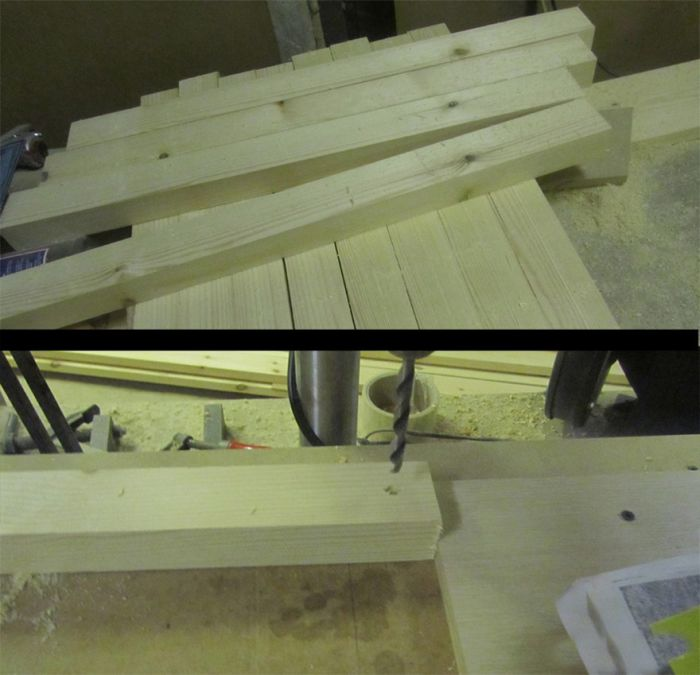 DIY Bench Transformer (18 pics)