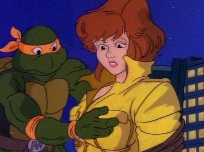 Adult Images From Your Childhood. Well, Kind Of (21 pics)