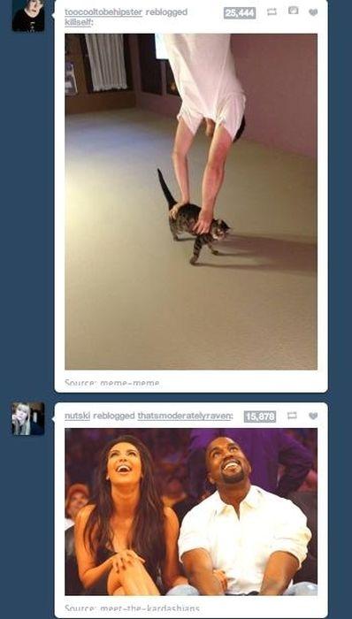 Funny Tumblr Coincidences (34 pics)