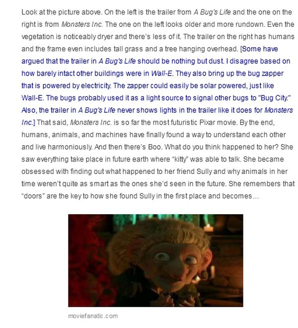 The Pixar Theory (22 pics)