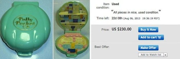 Expensive Toys of Your Childhood (34 pics)