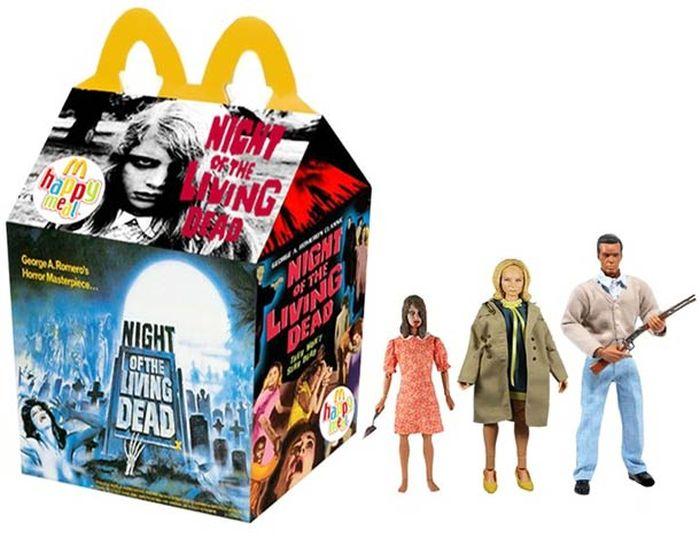 McDonald's Happy Meals for Horror Film Fans (10 pics)