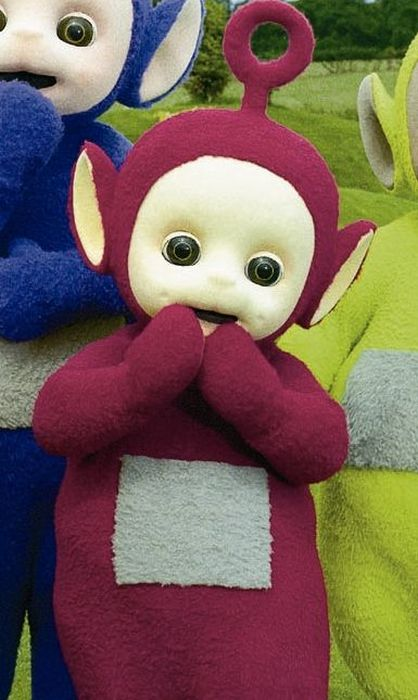 Teletubbies. Who Was Inside the Costumes (12 pics)