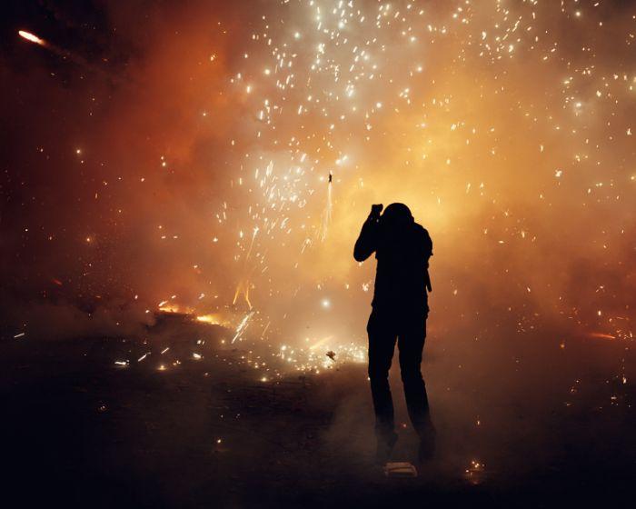 Extreme Fireworks (14 pics)