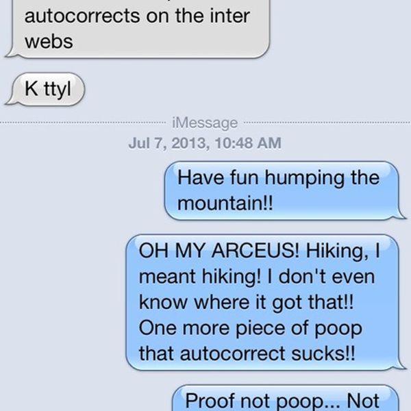 Autocorrects Fails. Part 9 (40 pics)