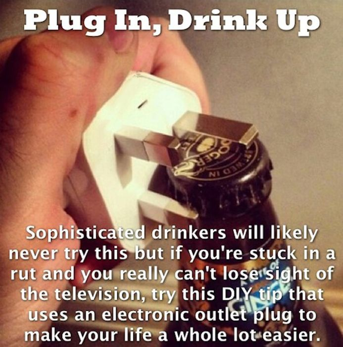 Alcohol Hacks (15 pics)