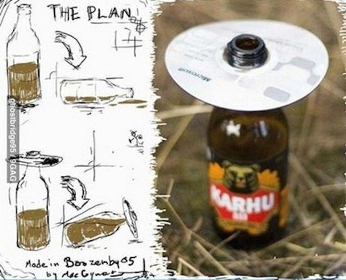 Alcohol Hacks (15 pics)