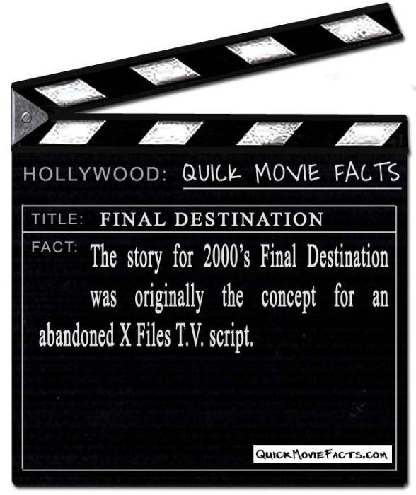 Horror Movie Facts (13 pics)