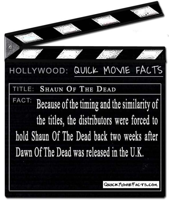 Horror Movie Facts (13 pics)