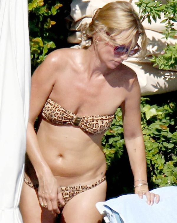 Kate Moss Is Almost 40 Years Old (4 pics)