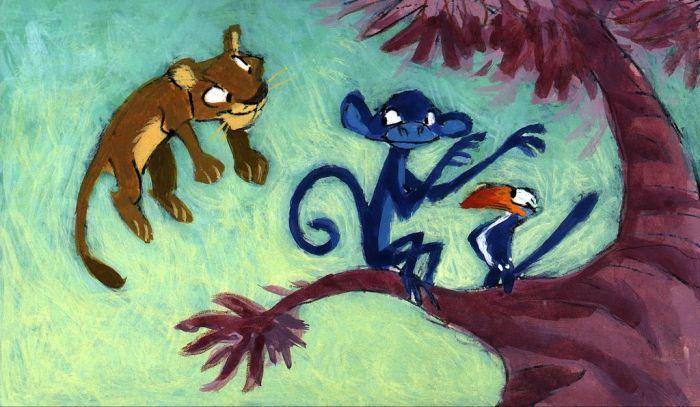 The Lion King Concept Arts (64 pics)