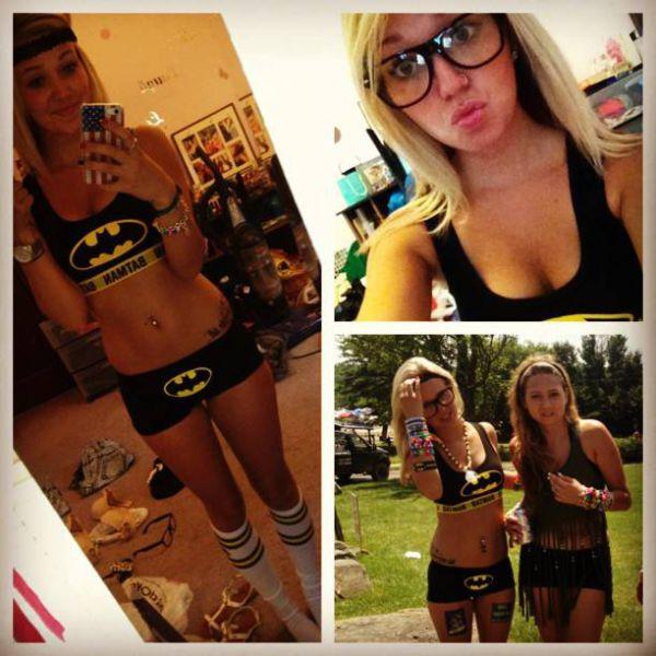 Girls of Camp Bisco (54 pics)