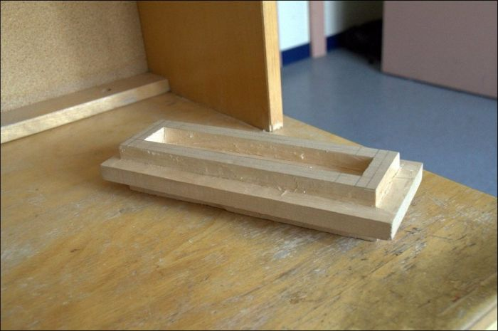 DIY Wooden Chain (13 pics)