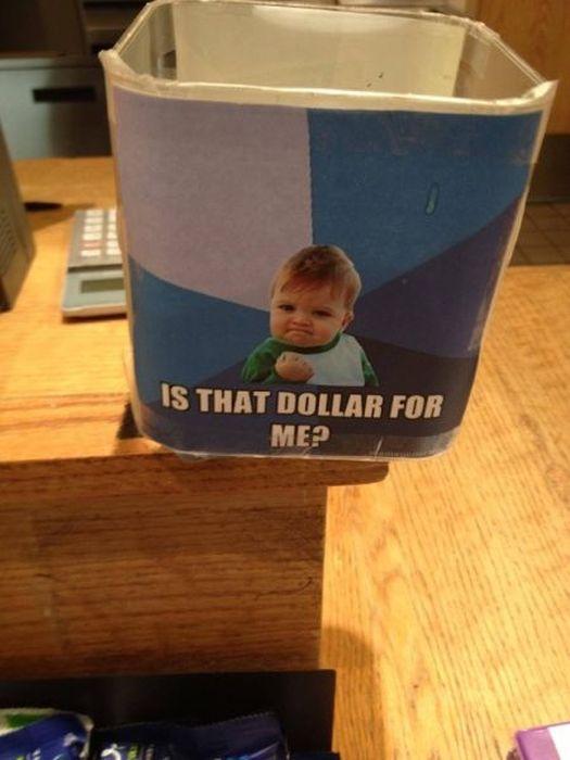 Funny Tip Jars (23 pics)