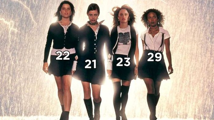 High Schoolers Ages (13 pics)
