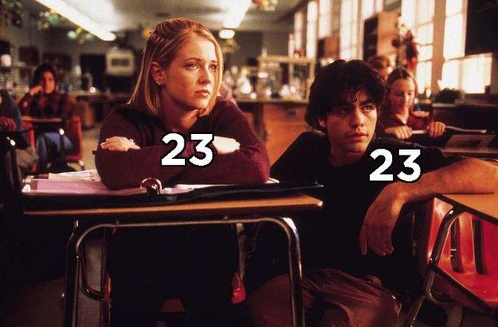 High Schoolers Ages (13 pics)
