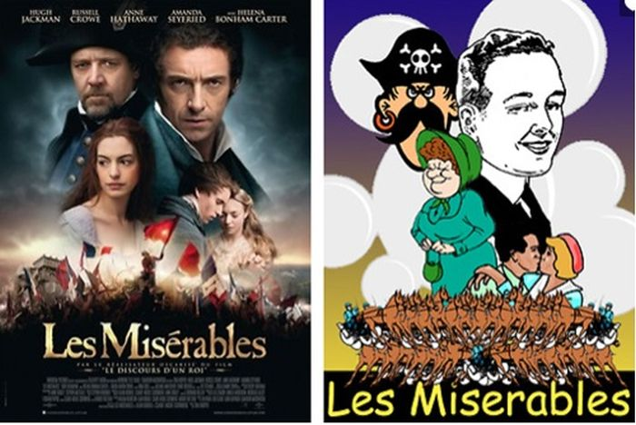 Low Budget Movie Posters (12 pics)