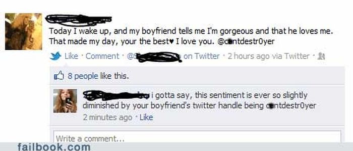 Annoying Couples On Facebook (20 pics)