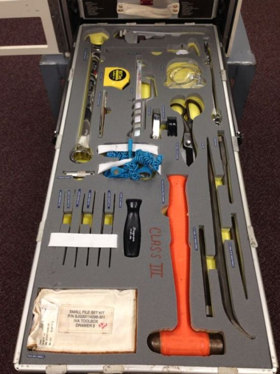 Toolbox for Space (7 pics)