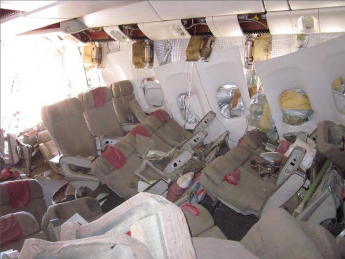 Asiana Airlines Flight 214 32 Pics