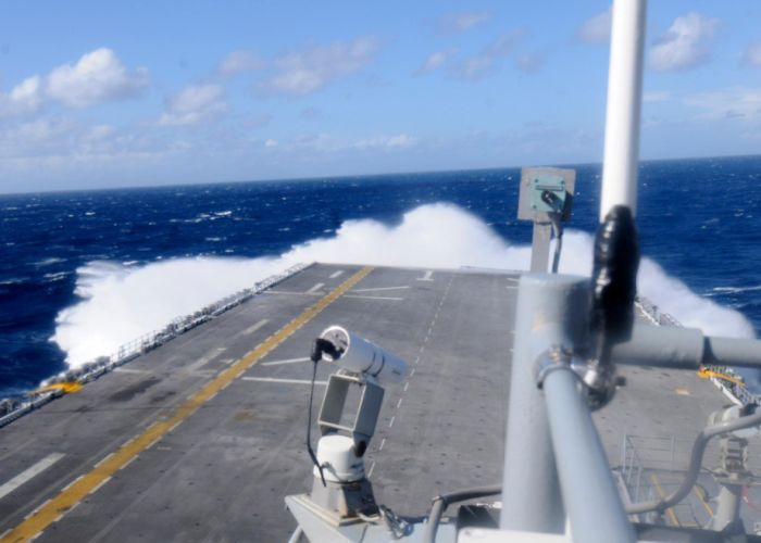 Navy vs Waves (61 pics)