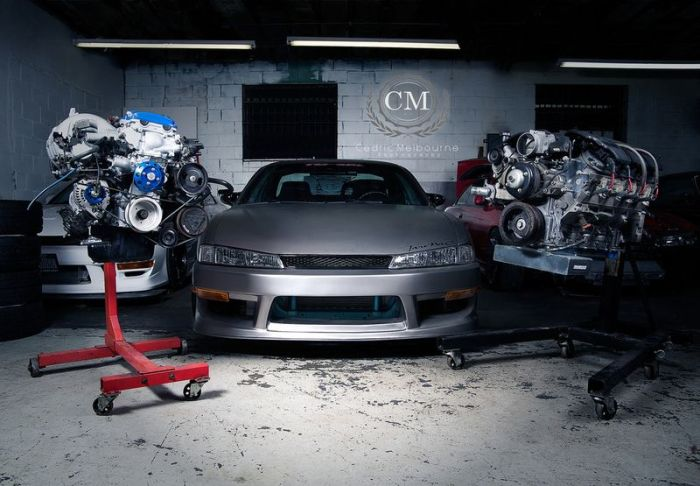 Muscle Cars (45 pics)