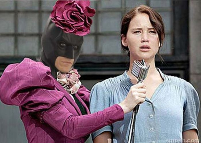 Batman in Other Movies (15 pics)