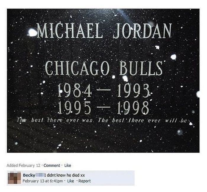 Stupid People on the Internet (38 pics)