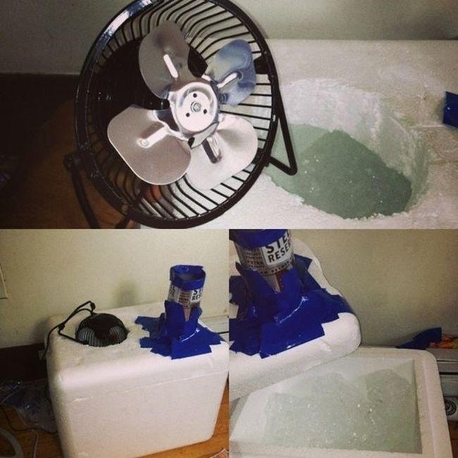 Life Hacks for Hot Summer (16 pics + video)