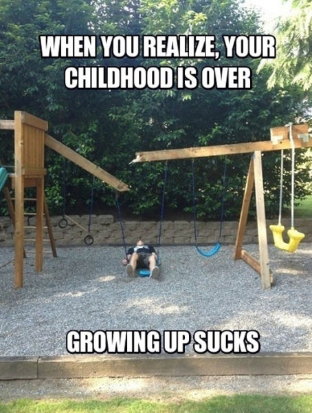 Welcome to the Adulthood (36 pics)
