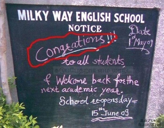Spelling Mistakes (29 pics)