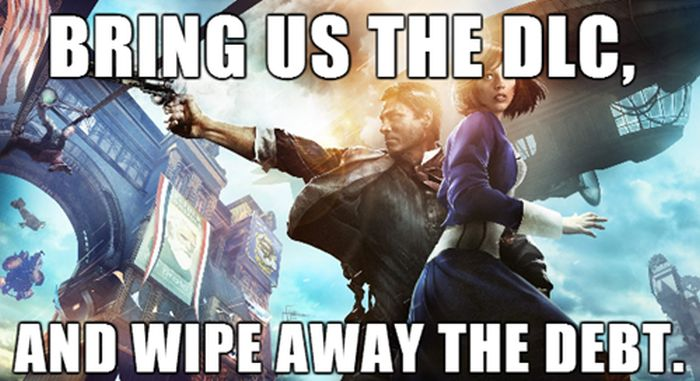 Video Game Pictures with Text (25 pics)