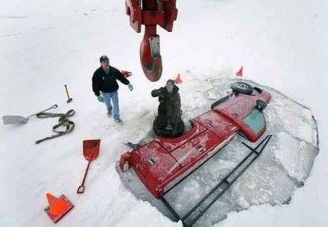 Only in Alaska (43 pics)