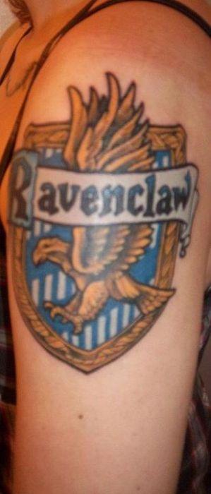 Harry Potter Tattoos (28 pics)