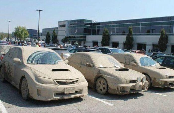 Funny and Interesting Car Photos (50 pics)