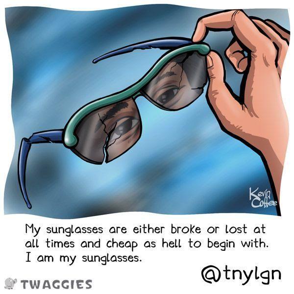 Illustrated Tweets (15 pics)