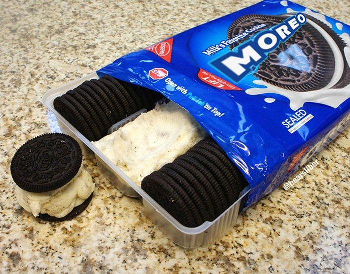 Moreo, Improved Oreo Cookies (7 pics)