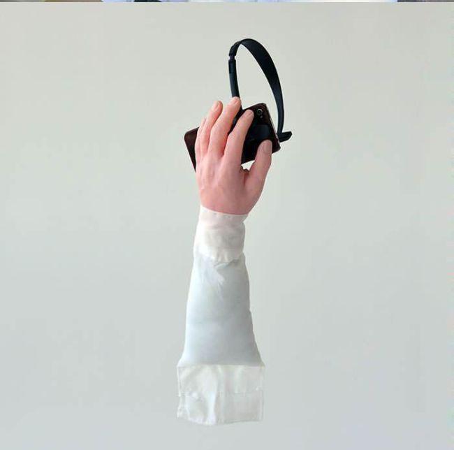Weird Hands Free Device (3 pics)