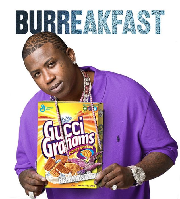 Rappers and Cereals (25 pics)