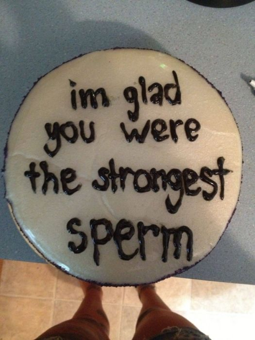 Cake for Awkward Occasions (29 pics)