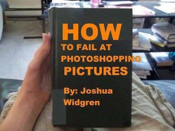 Photoshopped Photos (40 pics)