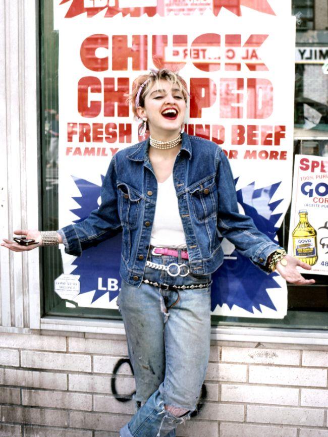 Young Madonna (19 pics)