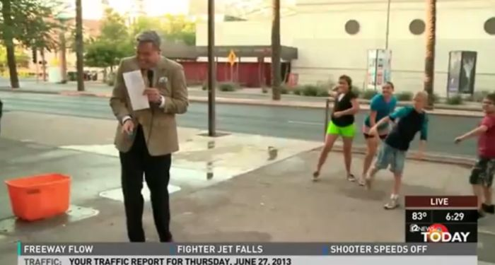 Best News Bloopers July 2013