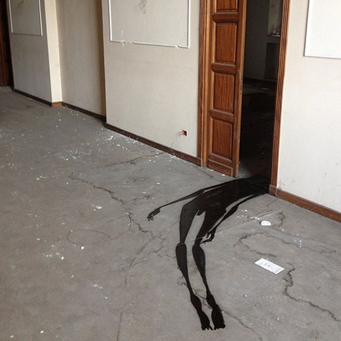 Creepy Project. Shadows (12 pics)