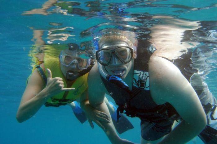 The Danger of Scuba Diving (6 pics)